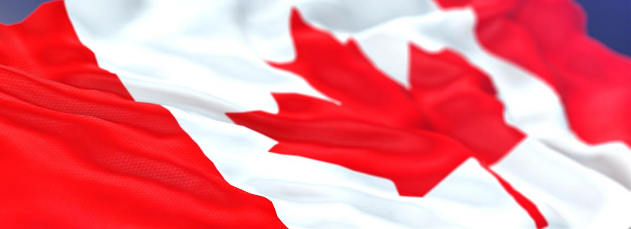 Photo: The Canadian flag - Link to [Webinar Replay] Canadian Market Update: Patent and Regulatory Developments for New Drugs and Biologics