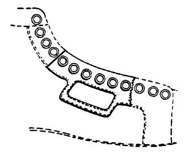 TMA361722 Skate's Eye Design